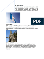 Pabellon Nacional de Guatemala