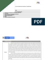 Protocolo Ciclo IV-Competencias Ciudadanas y Socioemocionales