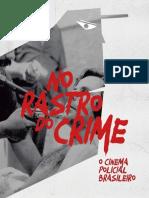 Catálogo No Rastro Do Crime Ccbb 2018