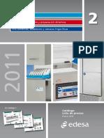 Catalogo 2011 Lista de Precios - EDESA