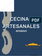 Cecinas Artesanales Marcos Somana Intensivo