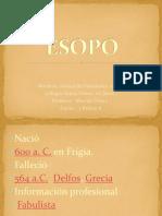 Esopo Antonella Fernandez 3 Basico A
