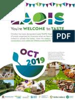 Laois Taste Month  2019