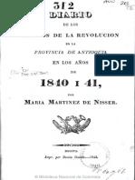 Diario de Os Sucesos de La Revolucion Ana Maria Martines Fpineda_244_pza16