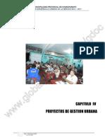 Proyectos de Gestion Para El Desarrollo Urbano de La Ciudad La Merced