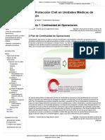 Módulo 7. Continuidad de Operaciones_ Plan de Continuidad de Operaciones