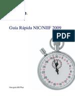 Guia Rapida Niif Full 2009