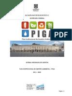 Plan Institucional de Gestión Ambiental PIGA  2016-2020 V3.pdf