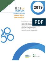 190802 Atlas Da Violencia 2019 Municipios