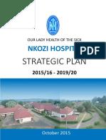 Nkozi Strategic Plan
