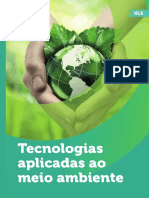 Tecnologias aplicadas ao meio ambiente