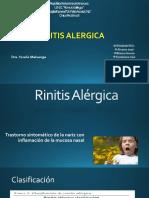Rinitis Alergica Laminas COmpletas