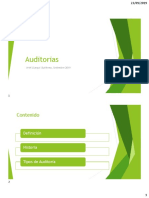 auditoria introducción