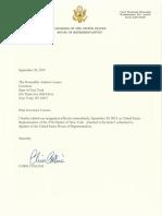 2019.09.30 - Resignation Letter_cuomo
