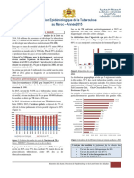 Situation Épidimio de La TB Au Maroc 2015 Fr v 20 Mars