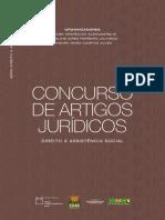 Concurso de Artigos Jurídicos – Direito à Assistência Social (2015).pdf