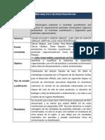 Revisión Bibliográfica Proyecto Xenobióticos