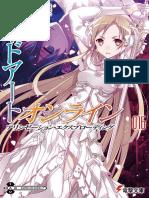 [T4DW] Sword Art Online 16 Alicization Exploding