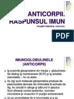 Anticorpii Raspunsul Imun