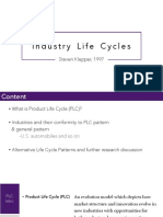 Lesson6 ProductLife Cycle