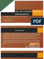 Kupdf.net Equipo 4 Modelado de Transformadores Desfasadorespptx