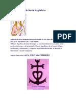 Rayos de LUZ de María Magdalena