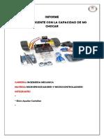 carro evasor de ostaculo arduino