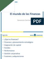 Clase _El Mundo de Las Finanzas