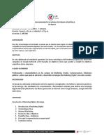 CURSO POSICIONAMIENTO EN GOOGLE DE FORMA ESTRATÉGICA - OCTUBRE