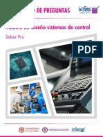 Cuadernillo de Preguntas de Diseno de Sistemas de Control Saber Pro 2018