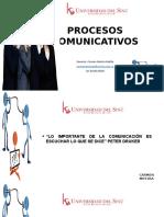 Procesos Comunicativos 2019