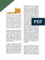 Revista Liderazgo de Rango Total