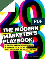 Drift the Modern Marketers Playbook