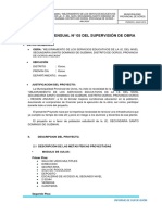 Informe 05 Supervision