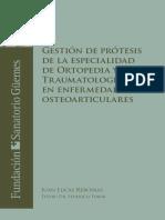 GESTIÓN DE PRÓTESIS