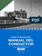 Manual de Manejo Massachusetts 2019