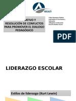 Trabajo Colaborativo y Resolución de Conflictos Para Promover