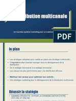 La Distribution Multicanale