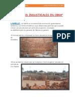 Ladrillos Industriales en Obra