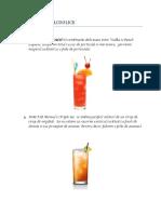 descriere cocktail