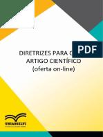 Diretrizes Tcc Artigo Online 1
