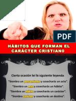 Siete Hábitos Que Forman El Carácter Cristiano