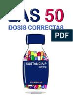 Las 50 Dosis Correctas