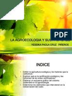 La Agroecologia y Sus Factores 2019