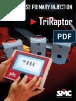 TriRaptor Catalogue