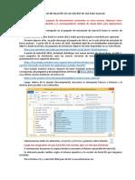 Manual de Instalación Macros