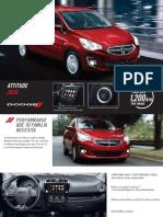 Dodge Attitude 2020 Catalogo (1)