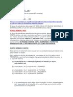 Instrucciones Foro Redaccion