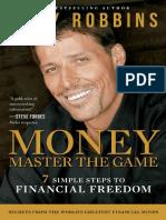 Money Master the Game 7 Simple - Tony Robbins