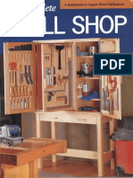 Woodworking - The Complete Small Shop - (Skycowboypaul)